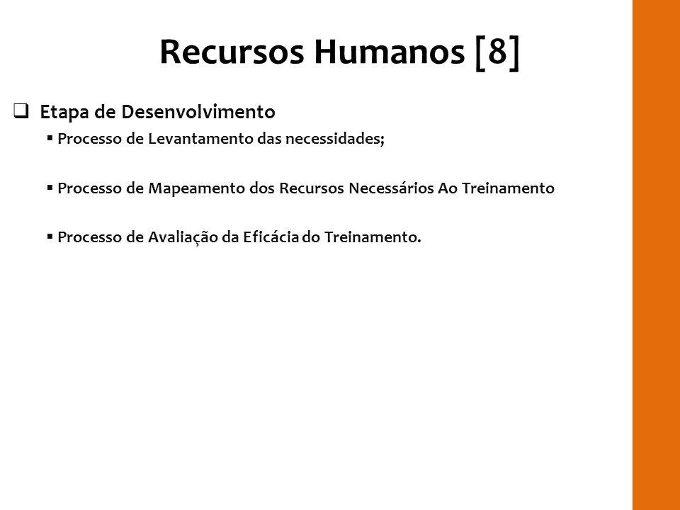 Recursos Humanos [8] RILAY Etapa de Desenvolvimento